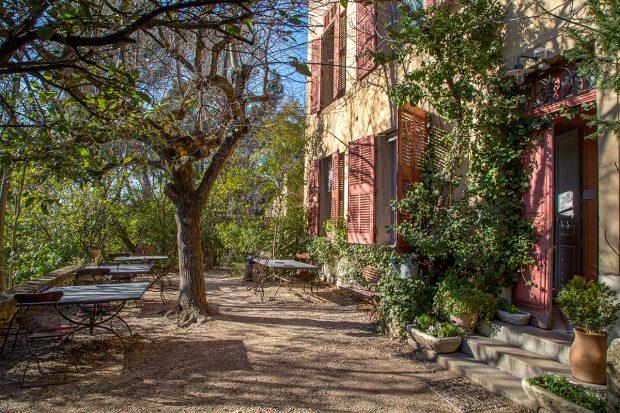 Hier wohnte Cezanne © Sophie Spiteri