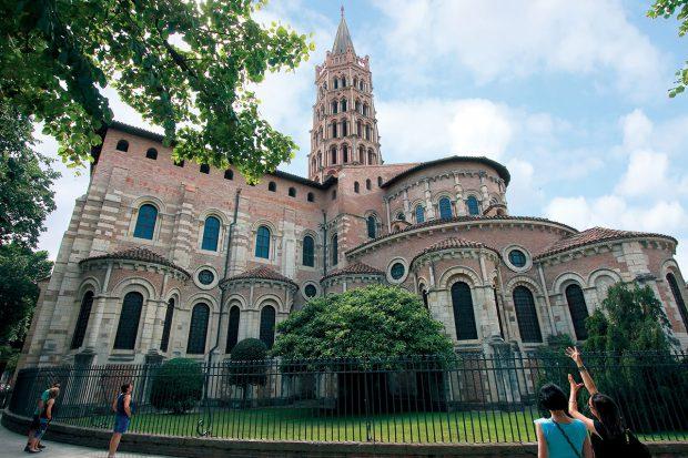 Basilika Saint-Sernin
