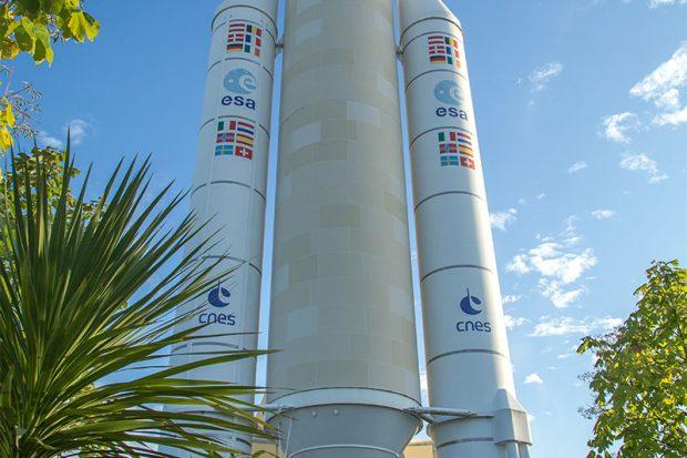 Cité de l'espace - Fusée Ariane