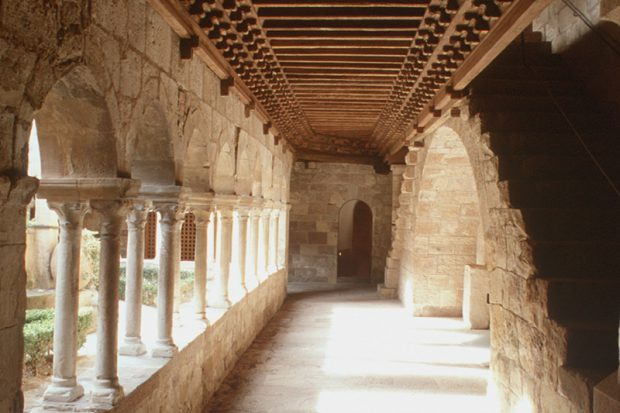 Kreuzgang der Kathedrale von Frejus-03
