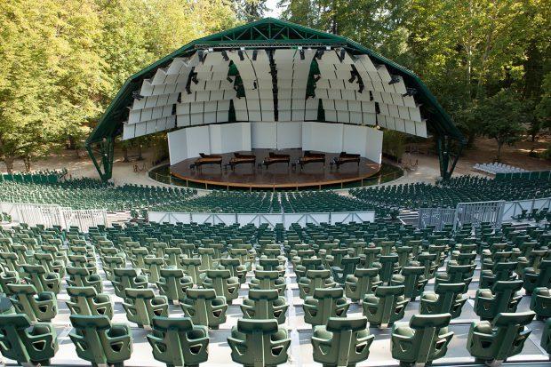 Klavierfestival von La Roque d Anthéron © Christophe Grémiot