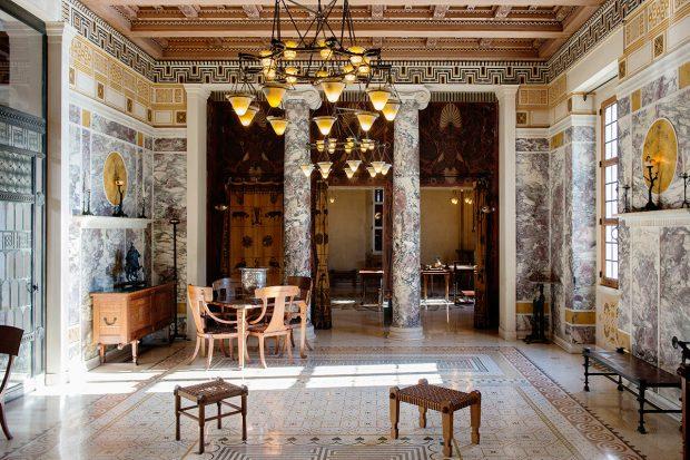 Villa Kerylos innen-01
