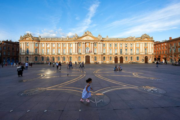 Kapitol von Toulouse