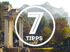 Tipps Monumente Frankreich