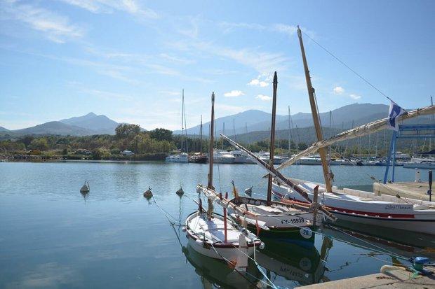 Der Hafen in Argelès-sur-Mer © Argeles-sur-Mer-Tourisme