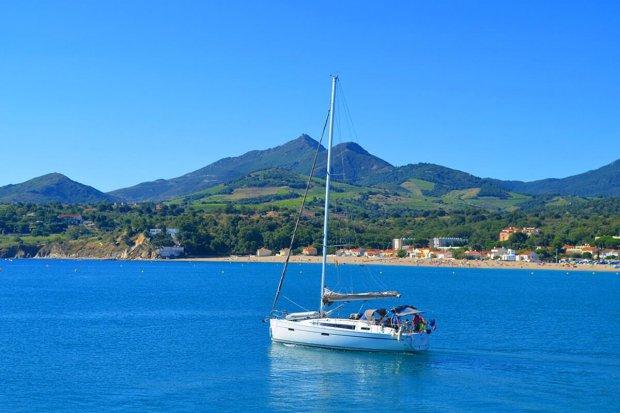 Segeln vor Argelès-sur-Mer © Argeles-sur-Mer-Tourisme