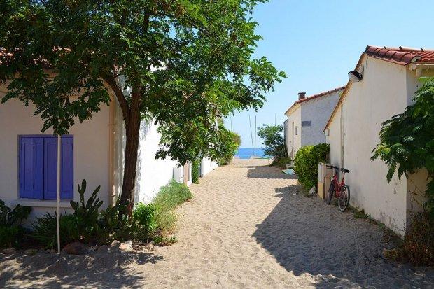 Weg zum Strand in Argelès-sur-Mer © Argeles-sur-Mer-Tourisme