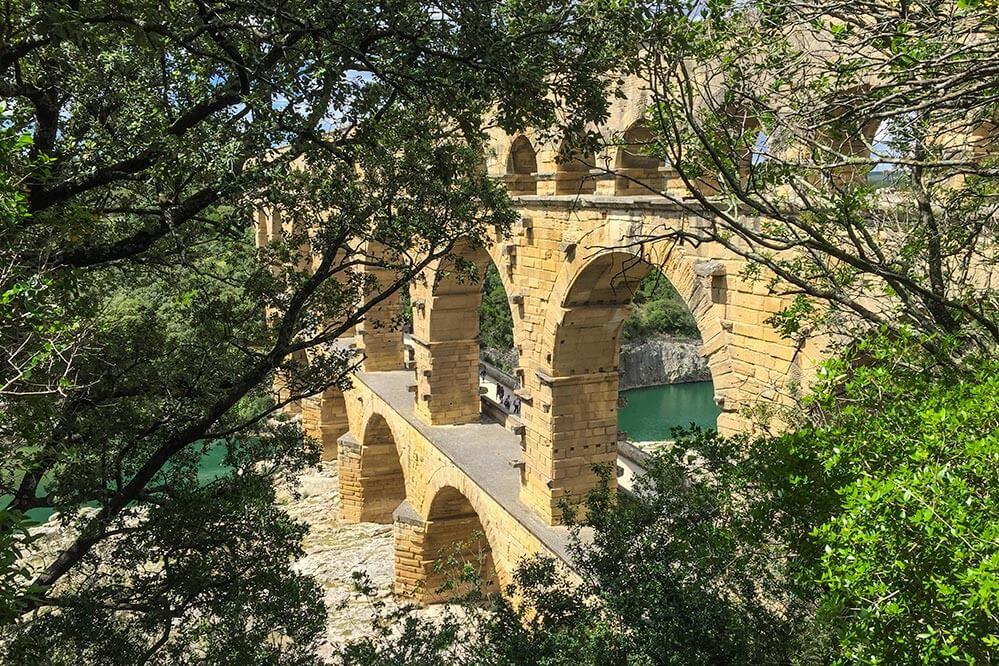 Pont du Gard © Siegbert Mattheis