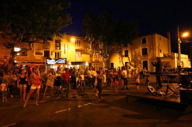 Nachtleben in Argelès-sur-Mer © Argeles-sur-Mer-Tourisme