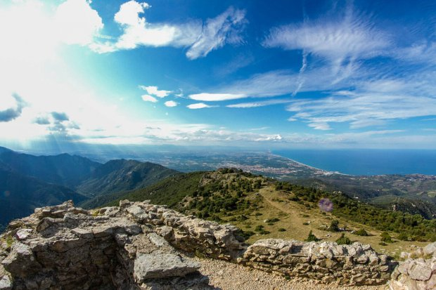 Tour de la Massane Argeles-sur-mer