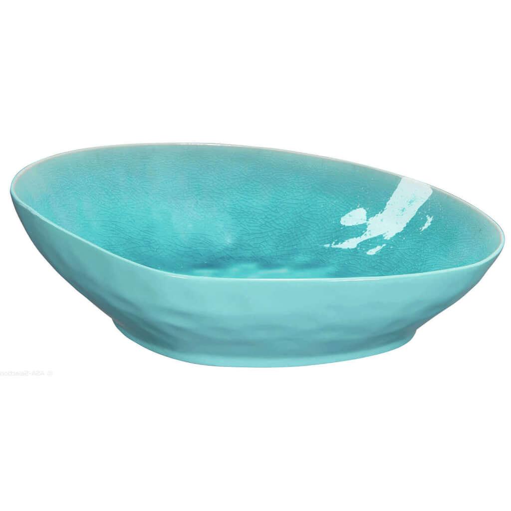asa selection a la plage flache schale turquoise. Black Bedroom Furniture Sets. Home Design Ideas