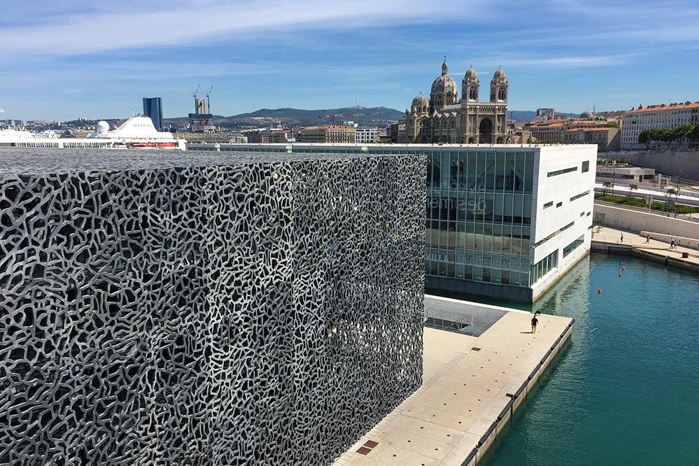Marseille MUCEM © Siegbert Mattheis