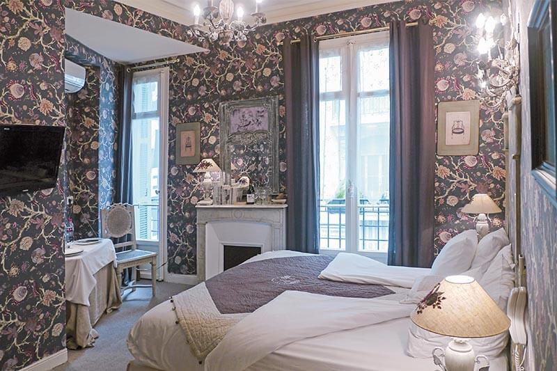 Villa Rivoli, Superior Zimmer Nr. 6 @ Villa Rivoli