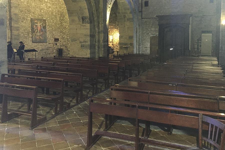 Le Castellet Kirche @ Siegbert Mattheis
