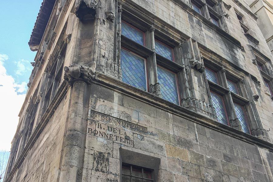 Le Panier Viertel, Hôtel de Cabre © Siegbert Mattheis