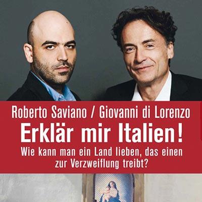 Italien verstehen: Erklär mir Italien Buchcover