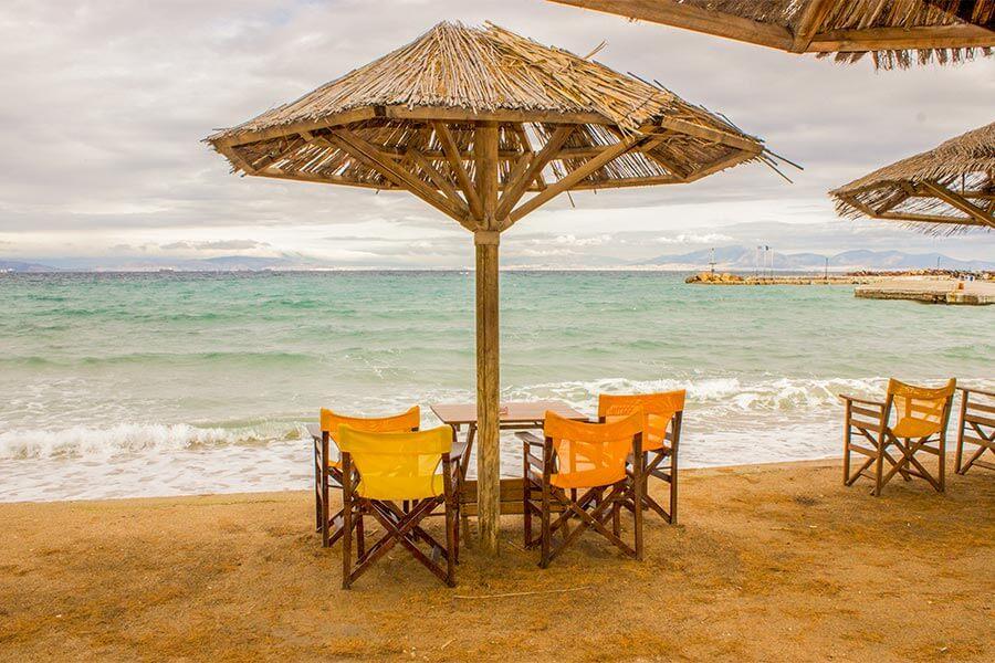 Aegina Strand © Siegbert Mattheis
