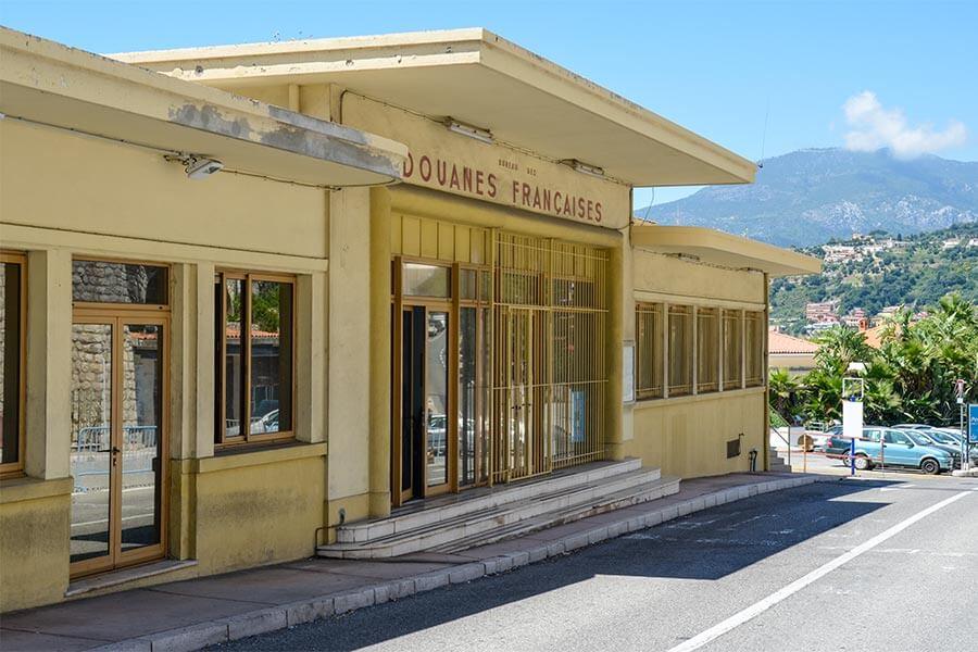 Grenzstation Italien Frankreich © Siegbert Mattheis