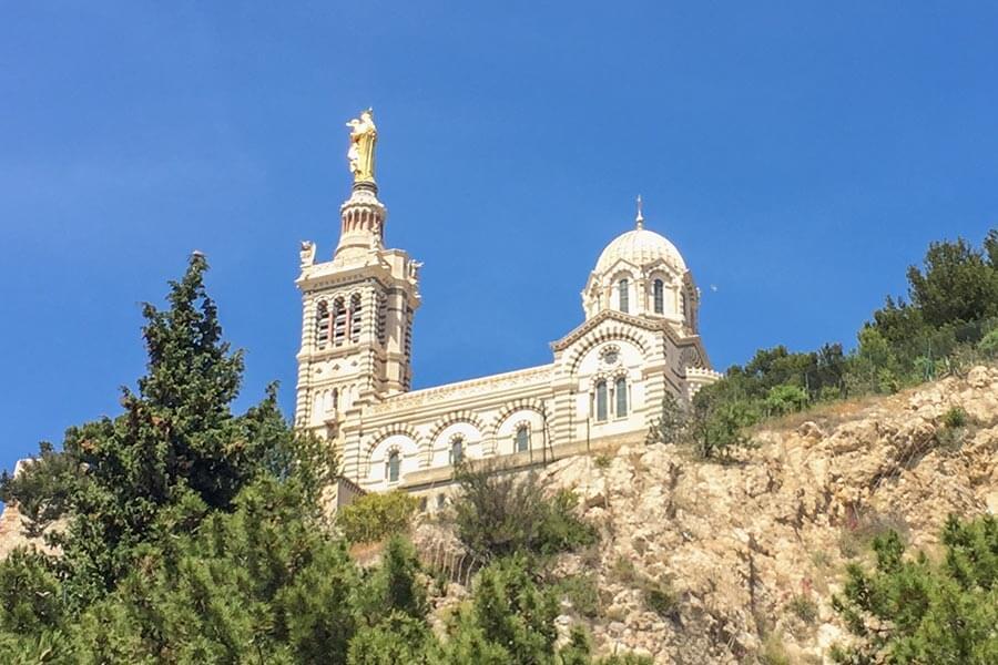 Notre Dame de la Garde © Siegbert Mattheis