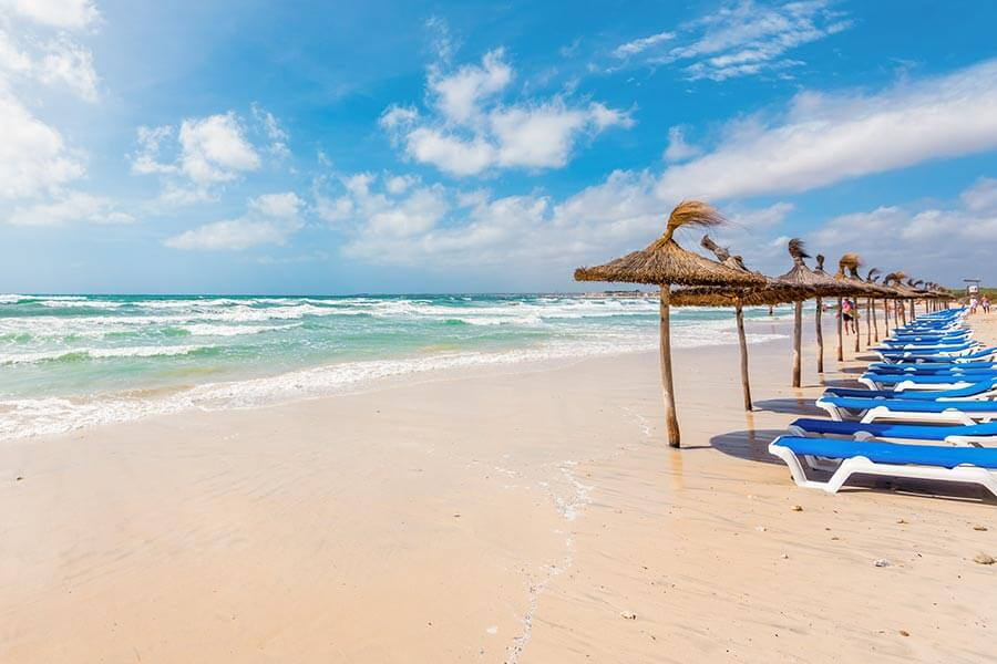 Strand Es Trenc auf Mallorca © Schulzfoto, Fotolia