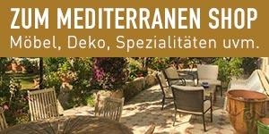 Zum mediterranen Shop