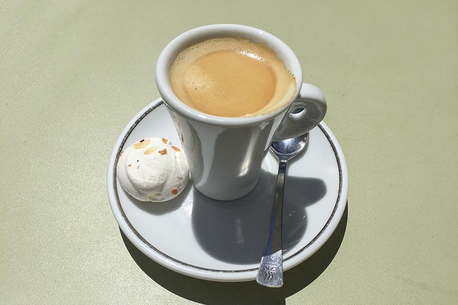 Espresso doppio © Siegbert Mattheis