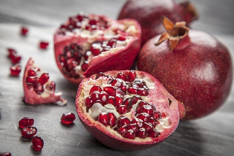 Granatäpfel sind sog. Superfood © George Dolgikh, Fotolia