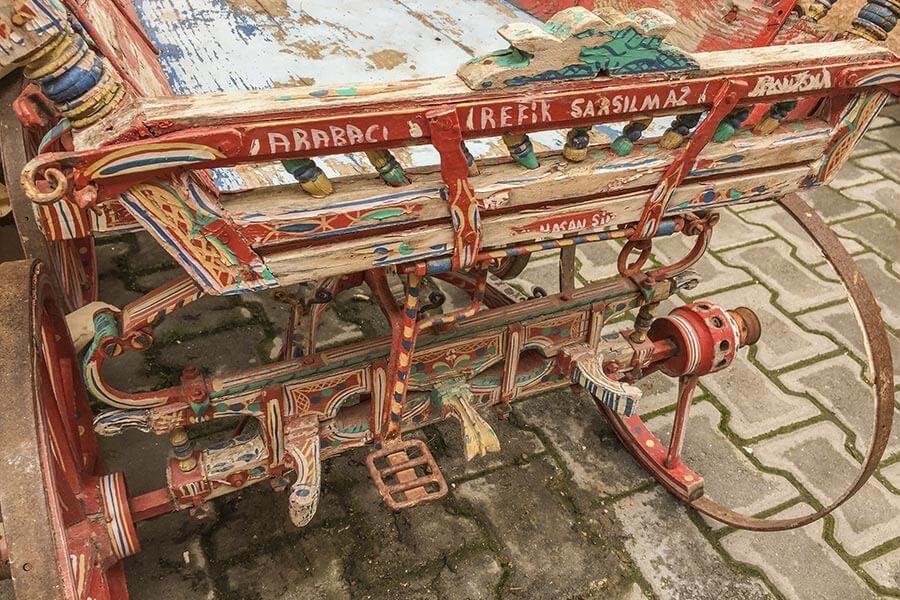 Antiquitäten in der Karawanserei © Siegbert Mattheis