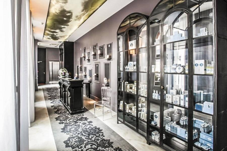 """Im 5-Sterne Hotel """"La Cour des Consuls"""""""