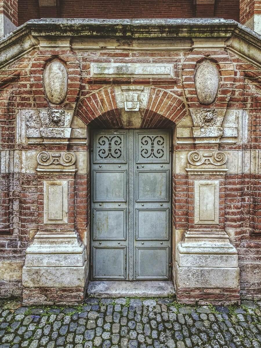 """Das """"Hôtel d'Assézat"""" in einem prächtigen Patrizierbau"""