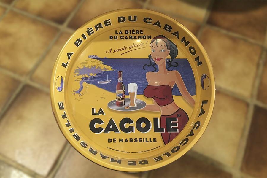 La Cagole, das Bier aus Marseille © Siegbert Mattheis