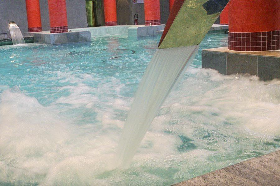 Wellness im Römerbad zwischen den Bergen