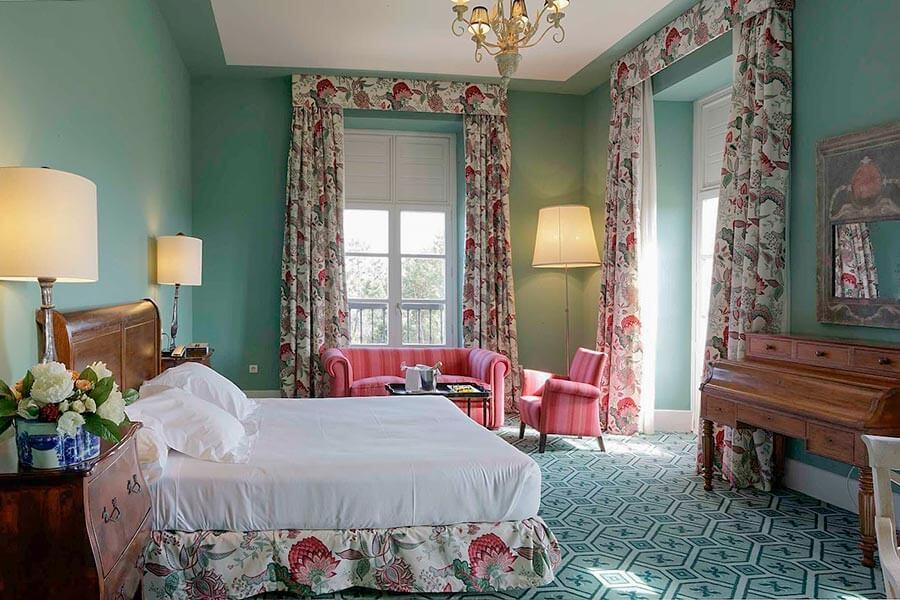 Zimmer im Palacio Urgoiti