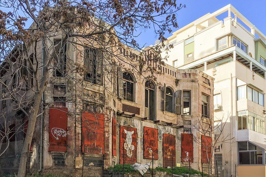 Dieses Haus in der Brener St. wartet auf die Sanierung © Siegbert Mattheis