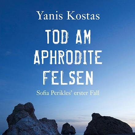 Tod am Aphrodite Felsen Cover © Atlantic Verlag