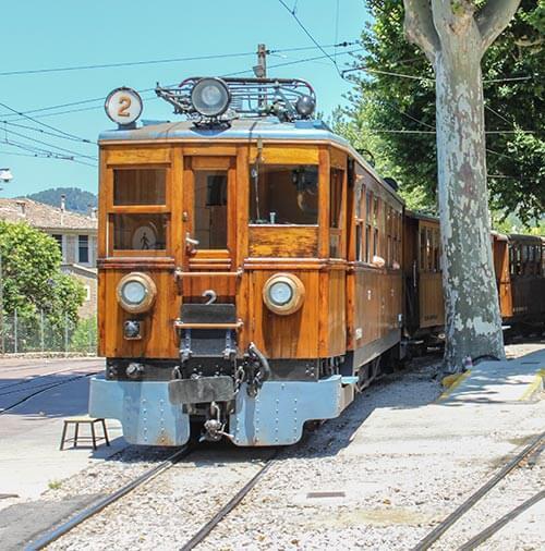 Eisenbahn Palma-Soller © Siegbert Mattheis