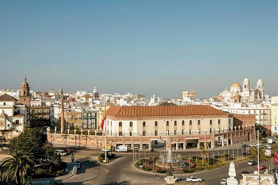Palacio de Congresos y Exposiciones de Cádiz © CadizTurismo