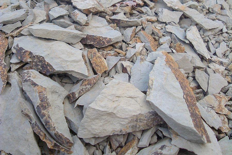 Galastro-Terracotta Rohmaterial © Wikipedia