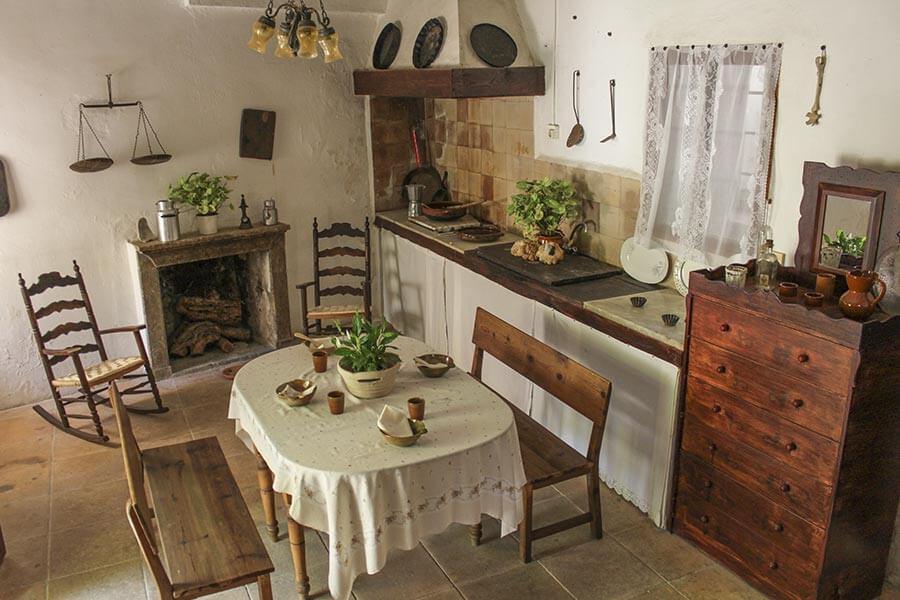 Schlichte mediterrane Küche in Spanien © Siegbert Mattheis