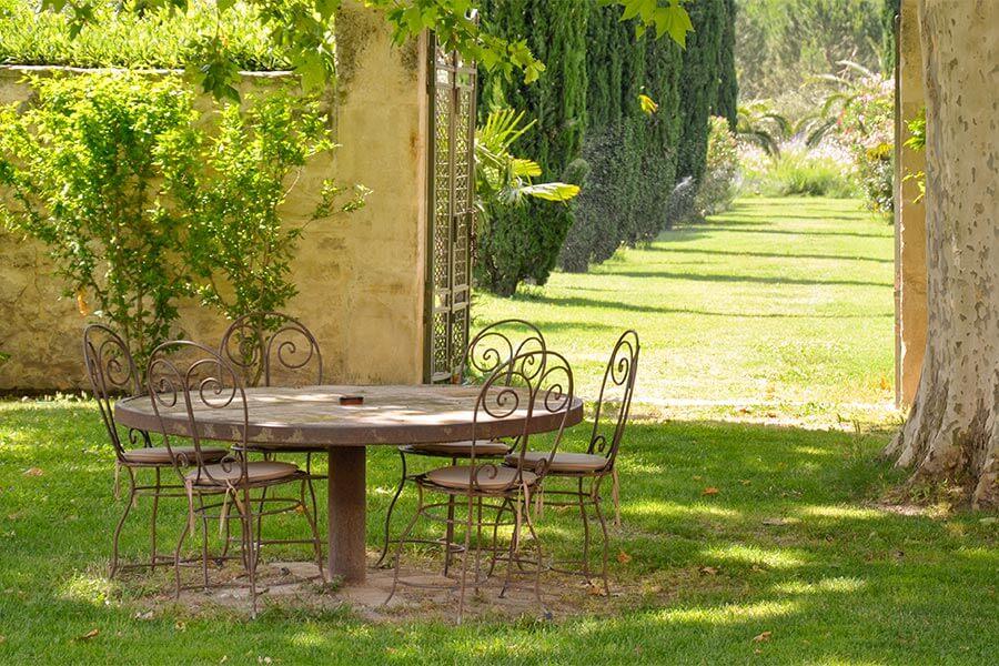 Mediterrane Gartenmöbel Bilder Aus Italien Spanien Frankreich