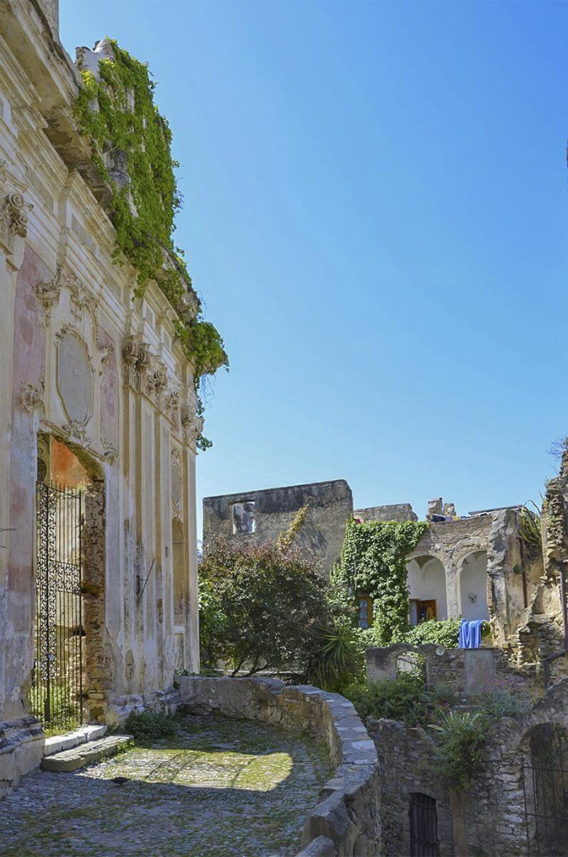 Der kleine Platz vor der Kirche S. Egidio © Siegbert Mattheis