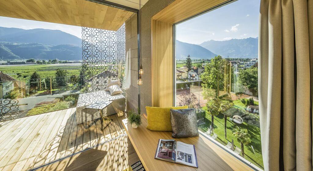 Großzügige Suite im Hotel Muchele © Hotel Muchele
