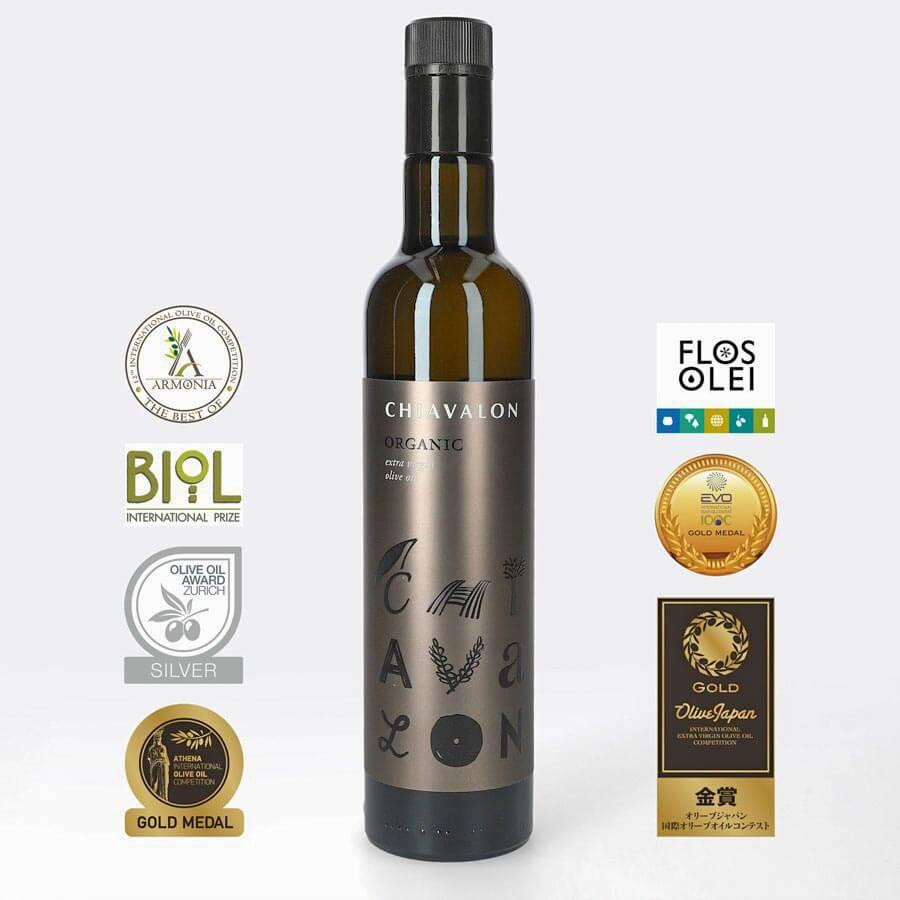 Eins der besten Olivenöle der Welt: Chiavalon aus Vodnjan