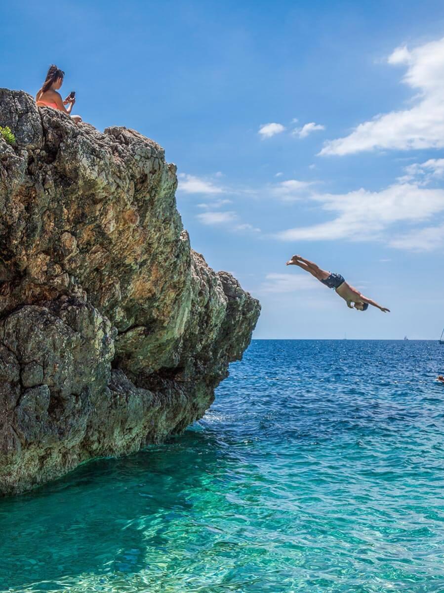 Strande Istrien Karte.Aquarium Pula In Istrien Tipps Offnungszeiten Eintrittspreise