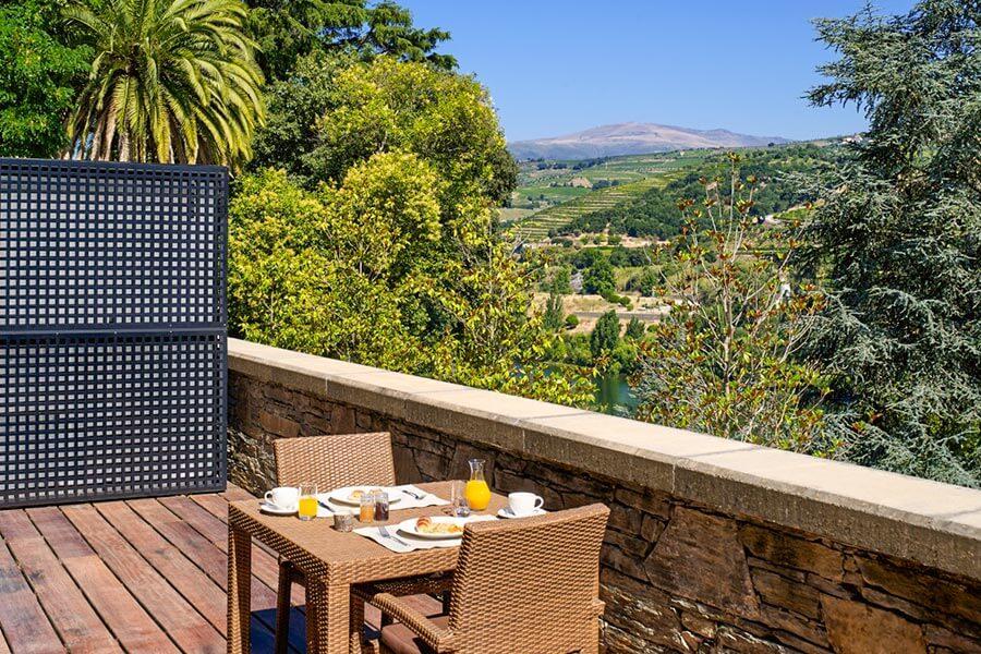 Das luxuriöse Six Senses Douro Valley mitten in den Weinbergen Portugals © INTOSOL Holdings PLC