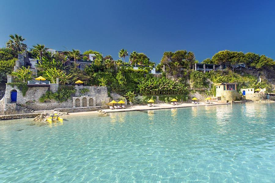 Exklusive Privatsphäre auf Zakynthos im Porte Zante de Luxe Villas Resort © INTOSOL Holdings PLC