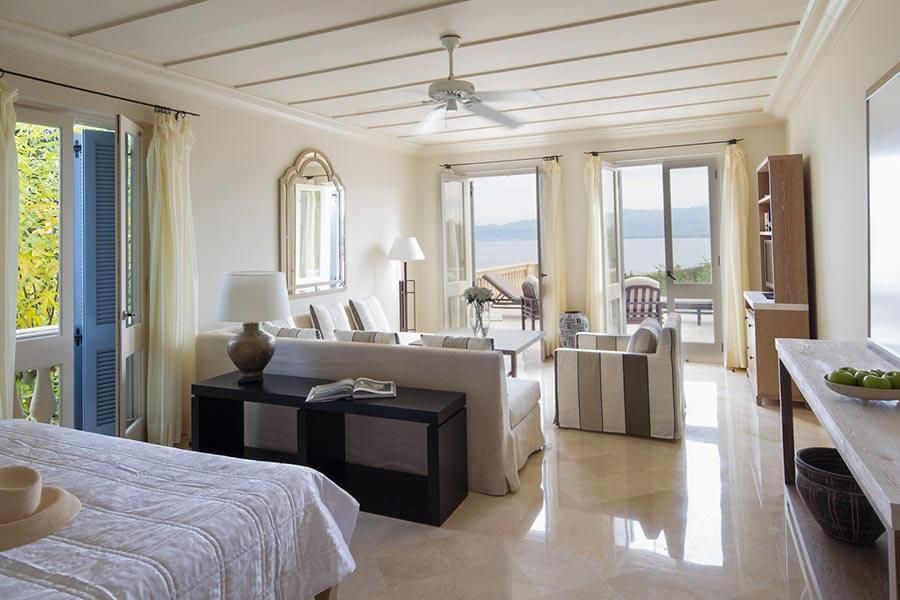 """Fühlen Sie sich """"königlich"""" im Anassa Hotel © INTOSOL Holdings PLC"""