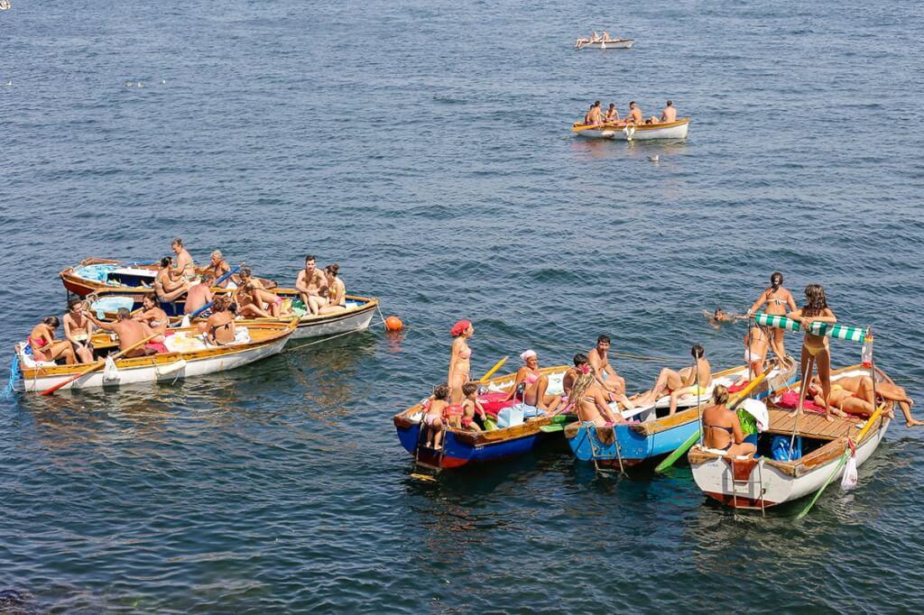 Glücklich, wer ein Boot hat © Siegbert Mattheis