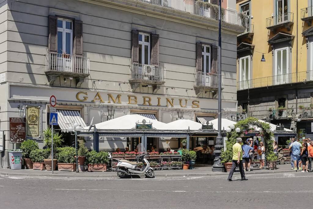 Gran Caffé Gambrinus © Siegbert Mattheis