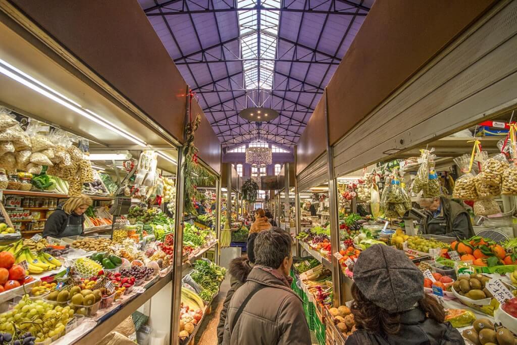 Bologna Sehenswürdigkeiten Mercato della Erbe © Bologna Welcome